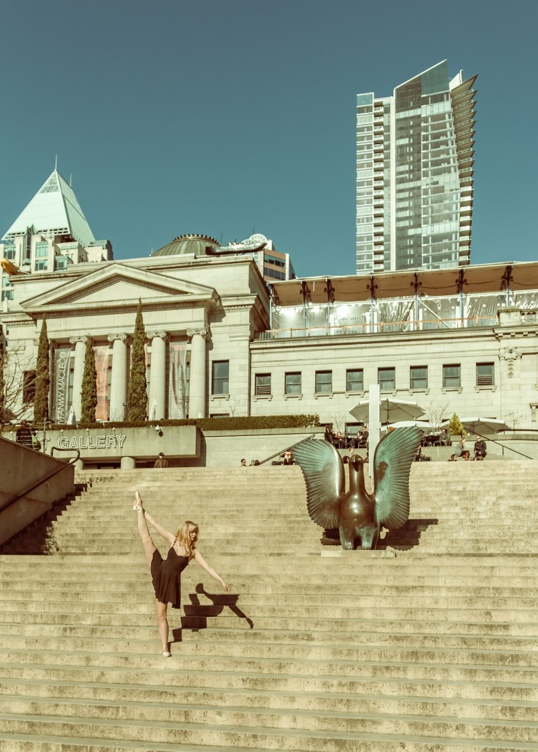 Dancer: Amanda Dancsok<br /> More from the Cambridge Ballerina Project at <a rel=