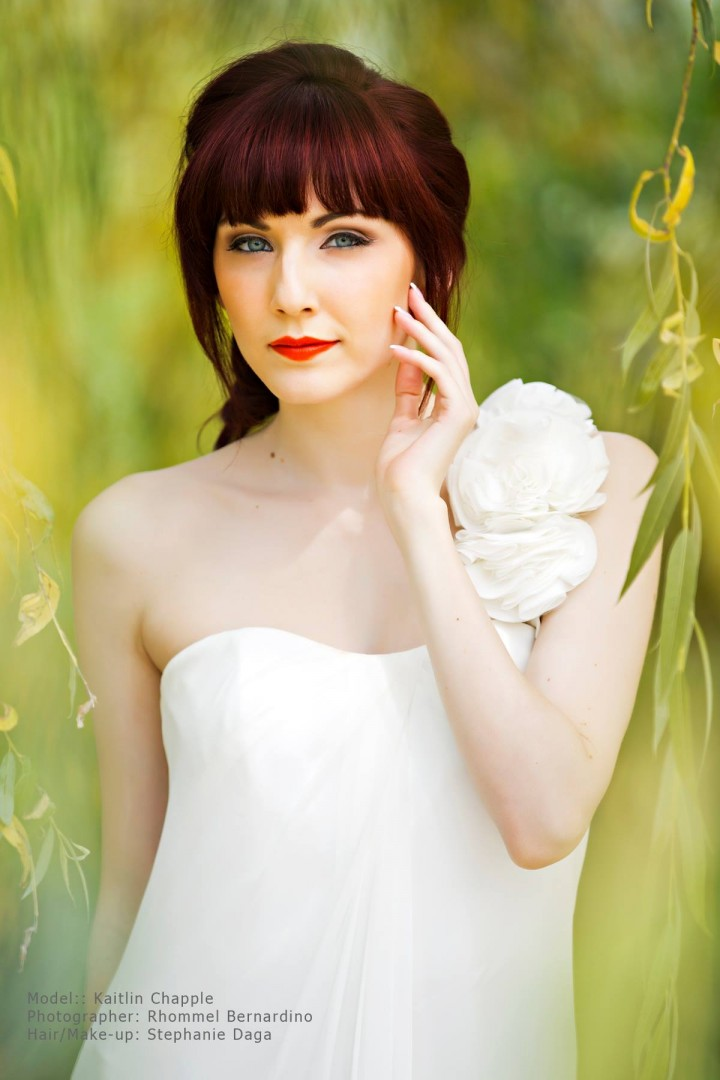 Photography by Rhommel Photography<br /> Hair/Makeup by Blush Pretty