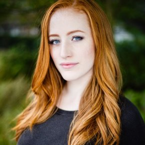 Actress headshot for Felicity Anne