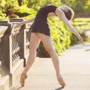Ballet Back-Bend