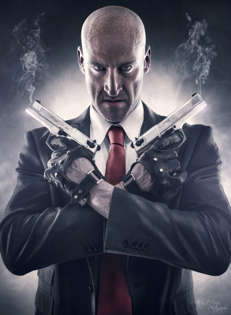 From the Hitman concept shoot a while back.
