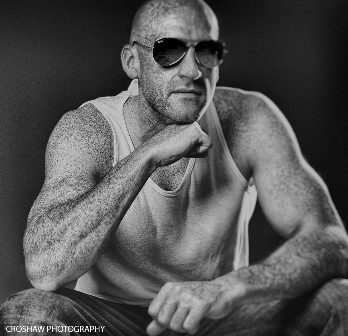 From a shoot with Mike Croshaw.