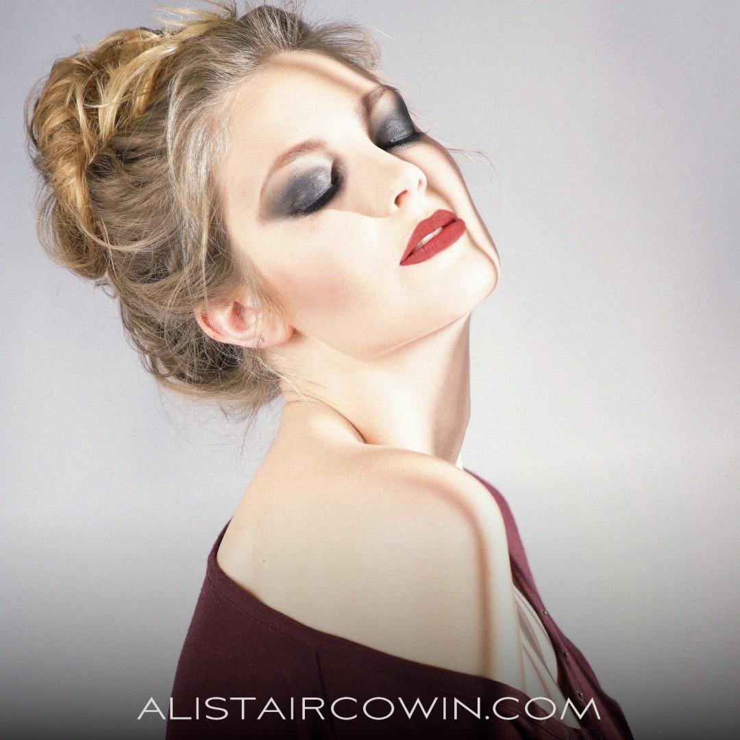 Studio shoot for AC's Beauty Book - 2015