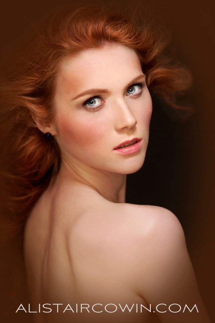 Image taken for AC's Beauty Book and model's Portfolio<br /> Model: Emma