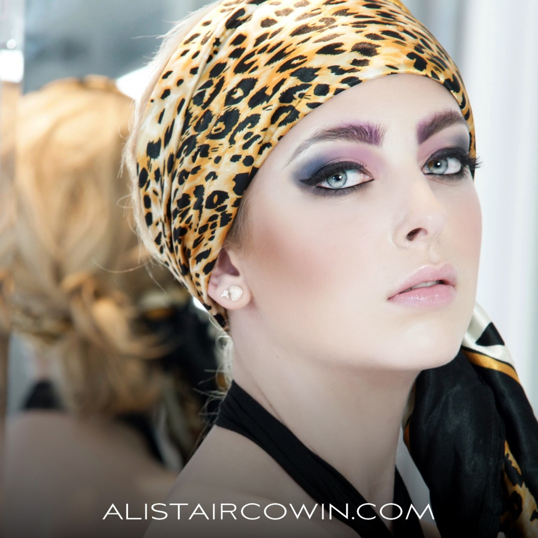 """Photographed for Alistair Cowin's """"Beauty Book - 2015"""""""