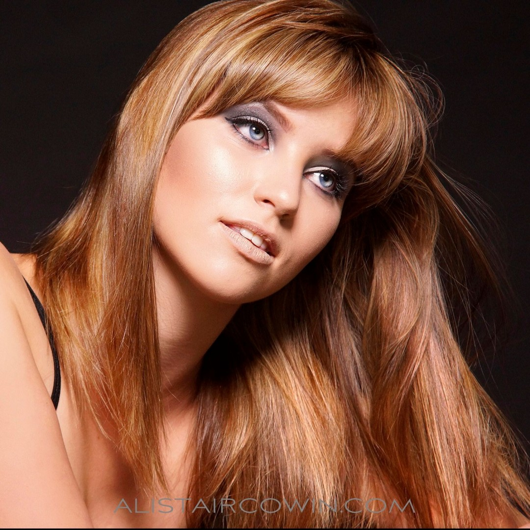 Photographed for Alistair Cowin's Beauty Book and the model's Portfolio.<br /> Model: Beth Shaughnessy