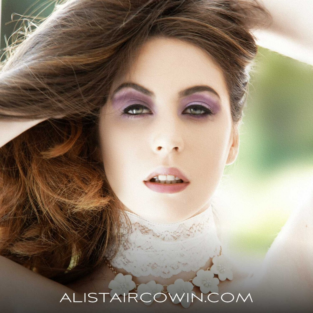 """Beauty shoot for Alistair Cowin's """"Beauty Book - 2015"""""""