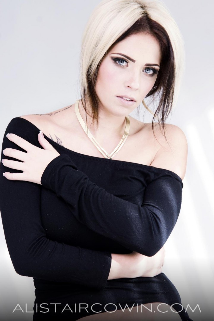 Photograph shot for model's Portfolio