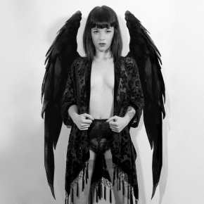 Winged Temptress