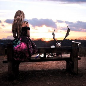 Sunset teaparty