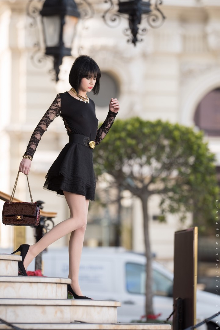 Atalanta shot on Location in Monaco, Assisted by David Adkin<br />