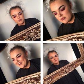 Vegas makeup