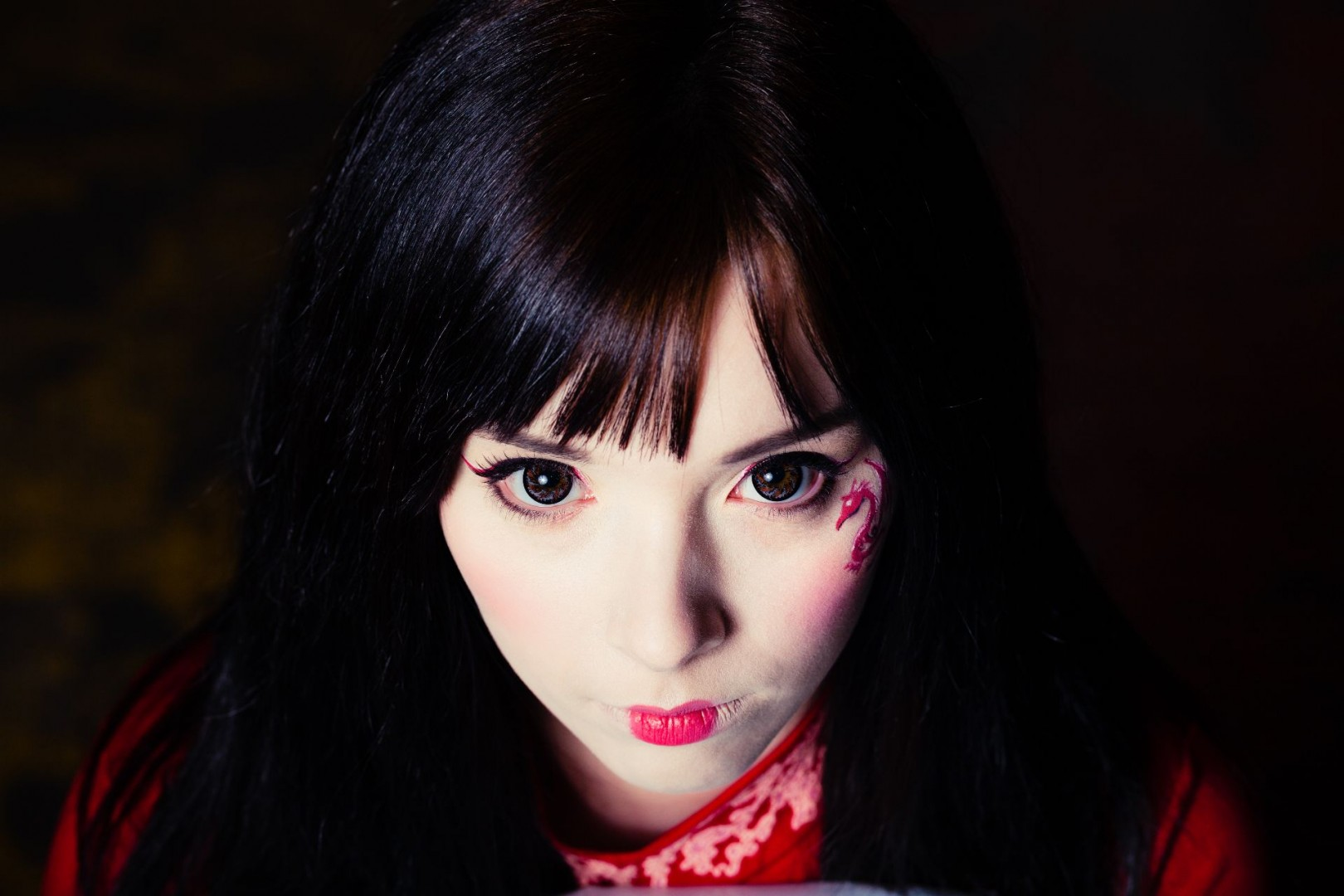 Photo by Gareth Williams <br /> Model: Jamey Nicola