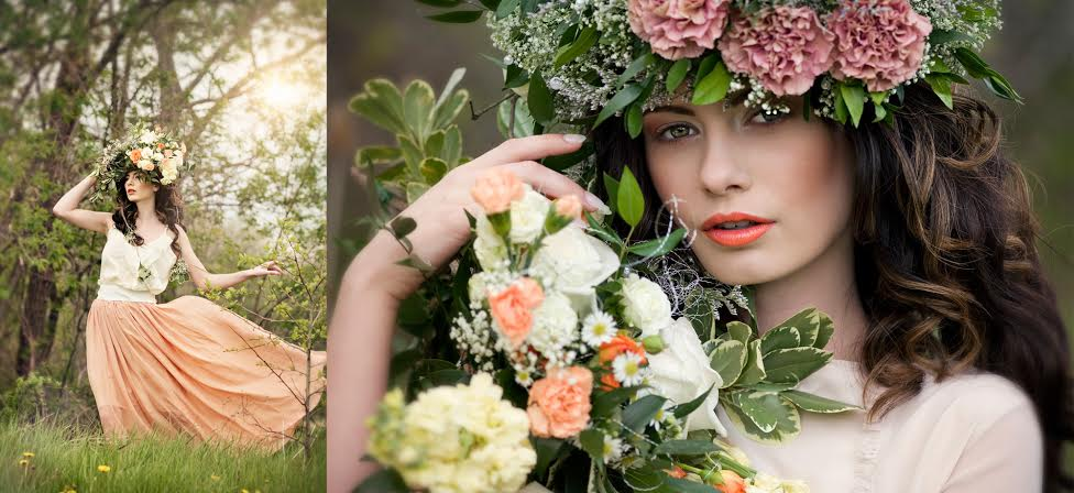 Photo's and Makeup by Julie's Creations Photography<br />