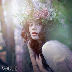 Featured on Vogue Italia online